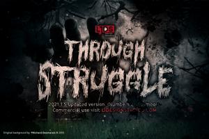 Through Struggle
