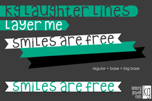KG Laughter Lines