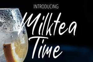 Milktea Time