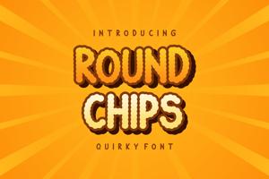 Round Chips