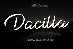 Dacilla Script