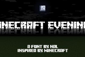 Minecraft Evenings