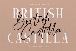 British Castilla