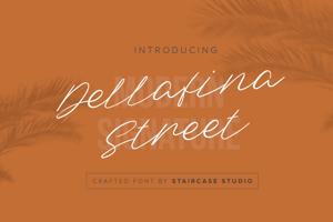 Dellafina Street
