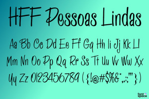 HFF Pessoas Lindas