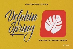 Delphin Spring