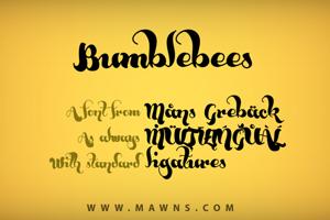 Bumblebees Demo