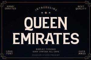 Queen Emirates
