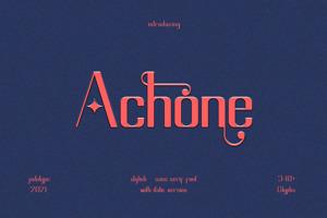 Achone