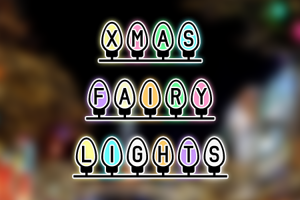 Xmas Fairy Lights