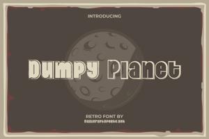 Dumpy Planet
