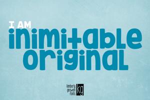 KG Inimitable Original