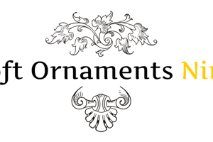 Soft Ornaments Nine