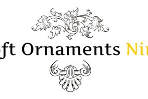 Soft Ornaments Nine