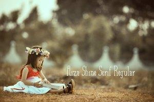 Aiza Shine Serif
