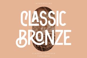 Classic Bronze