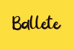 Ballete