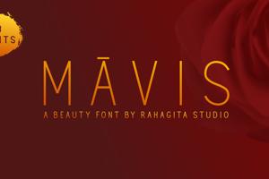 MAVIS Bold