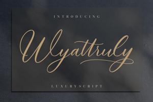 Wyattruly