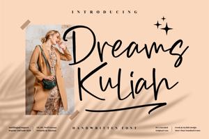 Dreams Kuliah