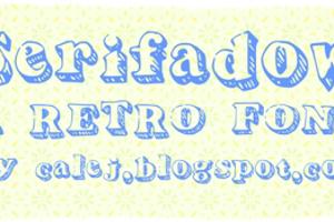 Serifadow
