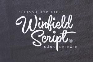 Winfield Script
