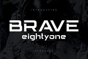 BRAVE Eightyone