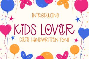 Kids Lover