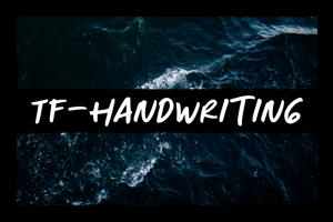 TF-Handwriting