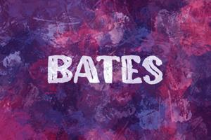 b Bates