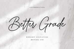 Better Grade