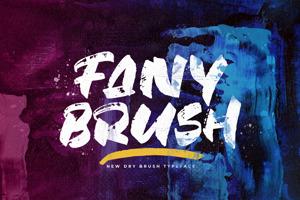 Fany Brush
