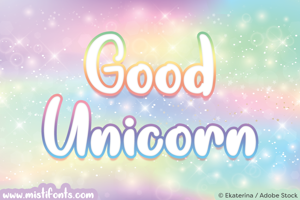 Good Unicorn