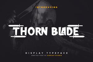 Thorn Blade