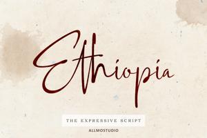 Ethiopia Demo