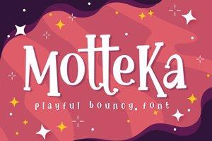 Motteka