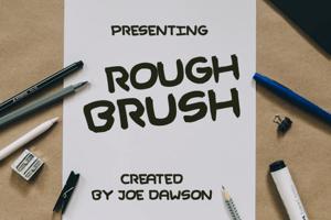 Rough Brush