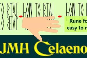 JMH Celaeno Book