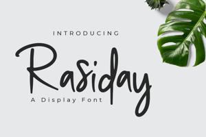 Rasiday