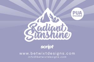 BTX Radiant Sunshine