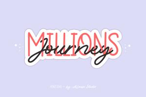 Millions Journey