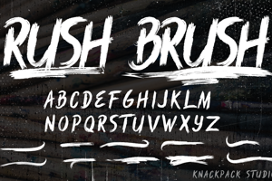 Rush Brush