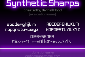 Synthetic Sharps