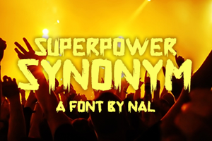 Superpower Synonym