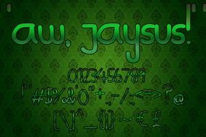 Aw, Jaysus!