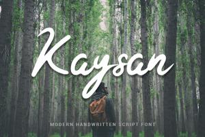 Kaysan Signature