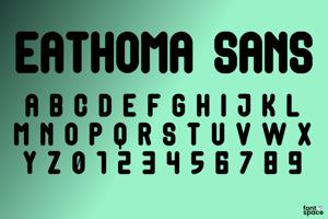 Eathoma Sans