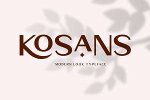 Kosans