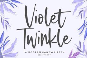 Violet Twinkle