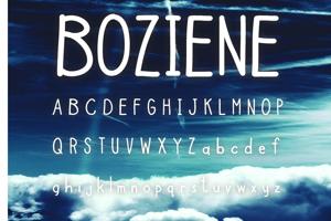 Boziene